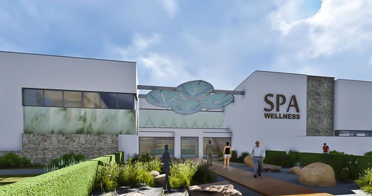 Prachtige Spa Wellness
