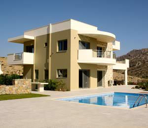 East Crete villa in Lagada