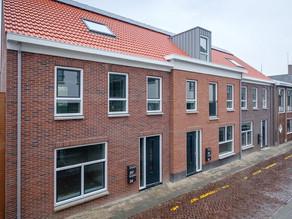 Compact S Ventilatie Warmtepomp voor 6 appartementen in Genemuiden.