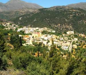 Stavrohori in East Crete