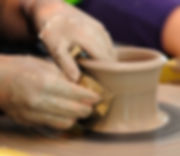 Ceramic workshop Crete