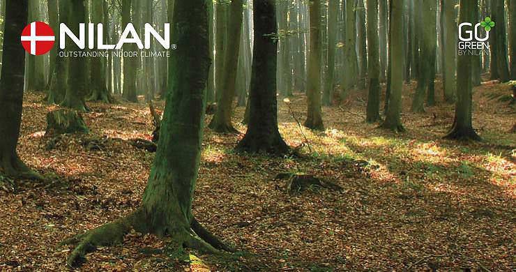 Duurzame energie met een Nilan warmtepomp
