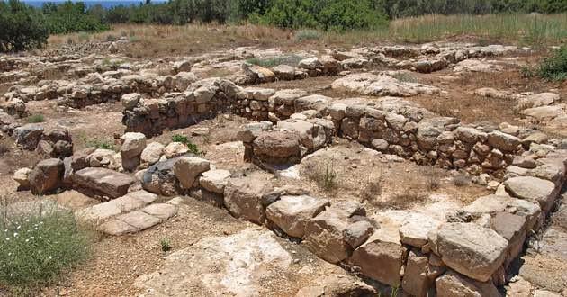 Makrigialos Minoan Villa.