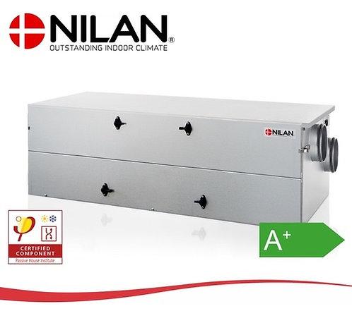 Nilan Comfort CT150 ventilatie