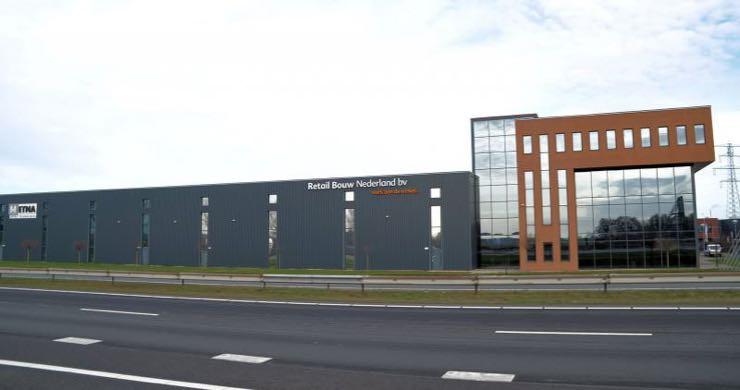Warmtepomp voor bedrijven voor ventilatie en centrale verwarming