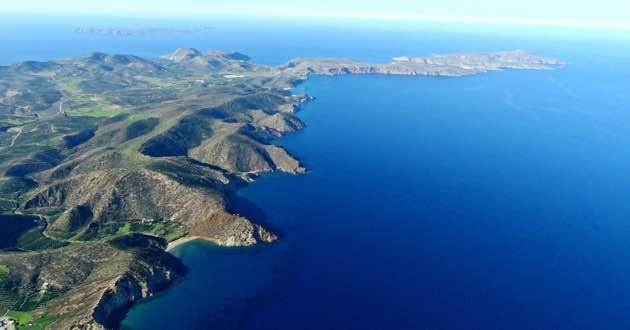 North East Crete, Ithanos Sitia.