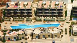 Aerial Bayview Crete