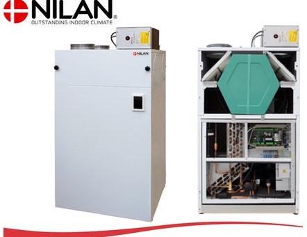 Introductie Nilan Combi S 302 ventilatie warmtepomp.