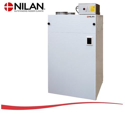 Nilan Combi S 302 Polar Top - met CTS 602 HMI control - 375 M3/h.