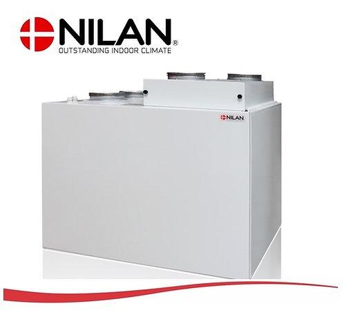 Nilan Combi 302 Polar Top ventilatie warmtepomp