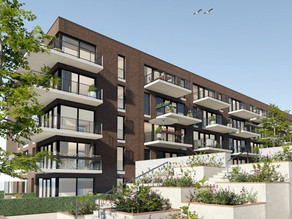 Compact S voor 58 duurzame en luxe appartementen in Nieuwegein.