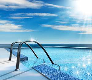 Pool services in Crete