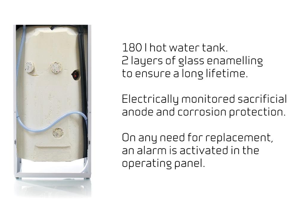 Nilan Compact S - boiler