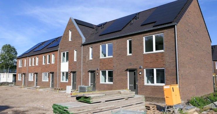 Duurzame en energiezuinige woningen