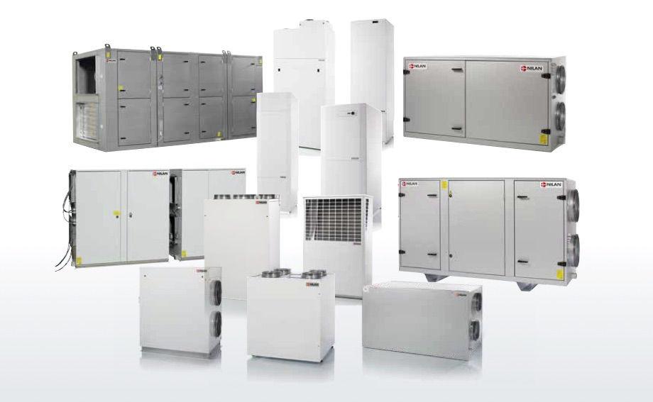 Nilan ventilatie voor woningen, bedrijven en scholen