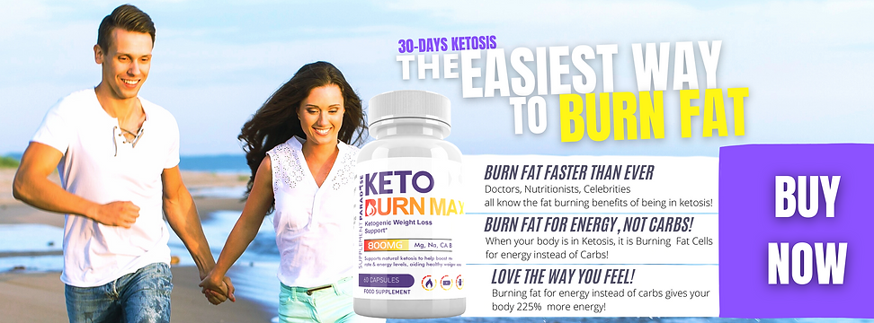 The easiest way to burn fat Keto Burn Max Ketogenic weight loss support