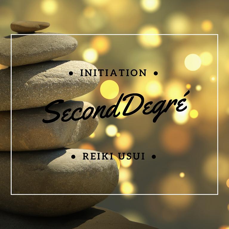 Initiation second degré REIKI USUI