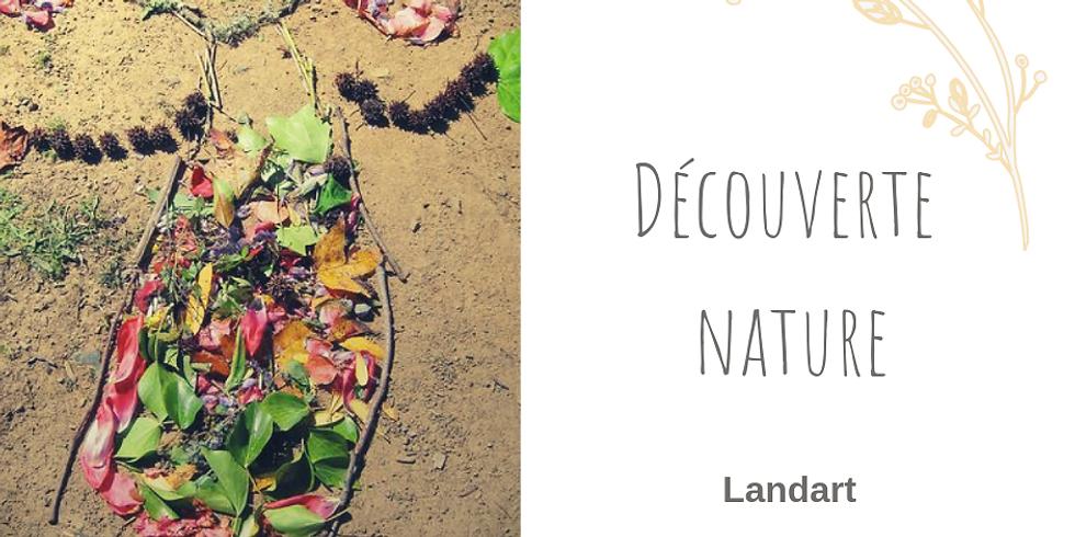 Découverte Nature - Landart