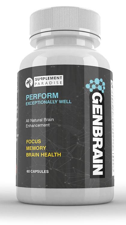 GENBRAIN   Focus,Memory,Brain Health