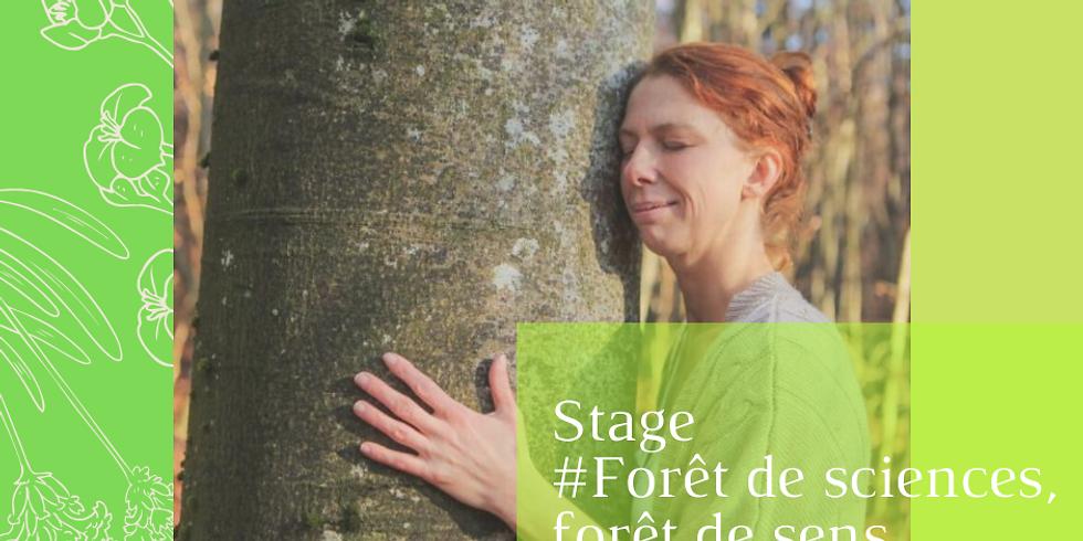 GAÏATERRAPEÏA ®  - stage #Forêt de sciences, forêt de sens