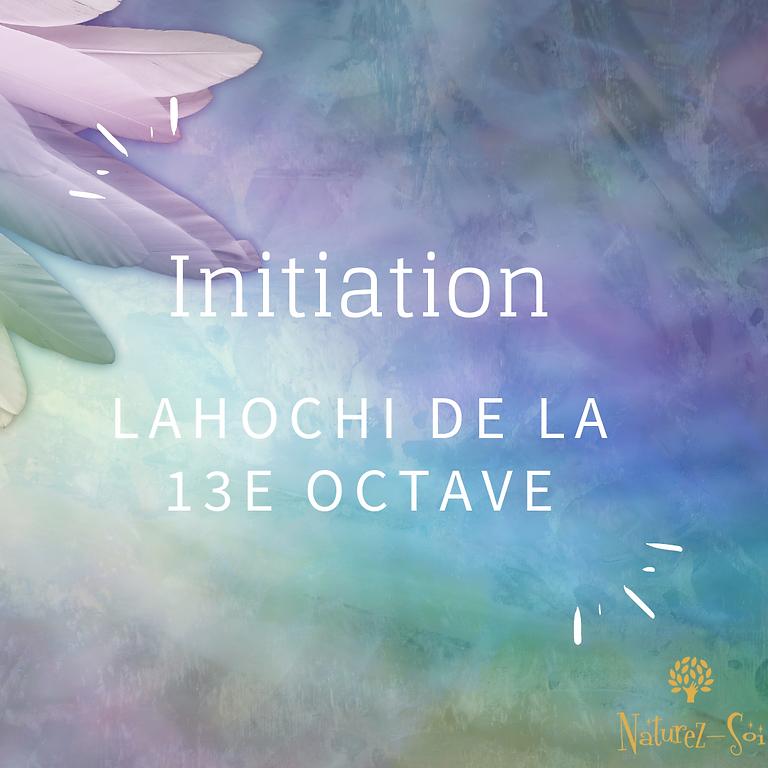 Initiation au LaHoChi de la 13eme octave