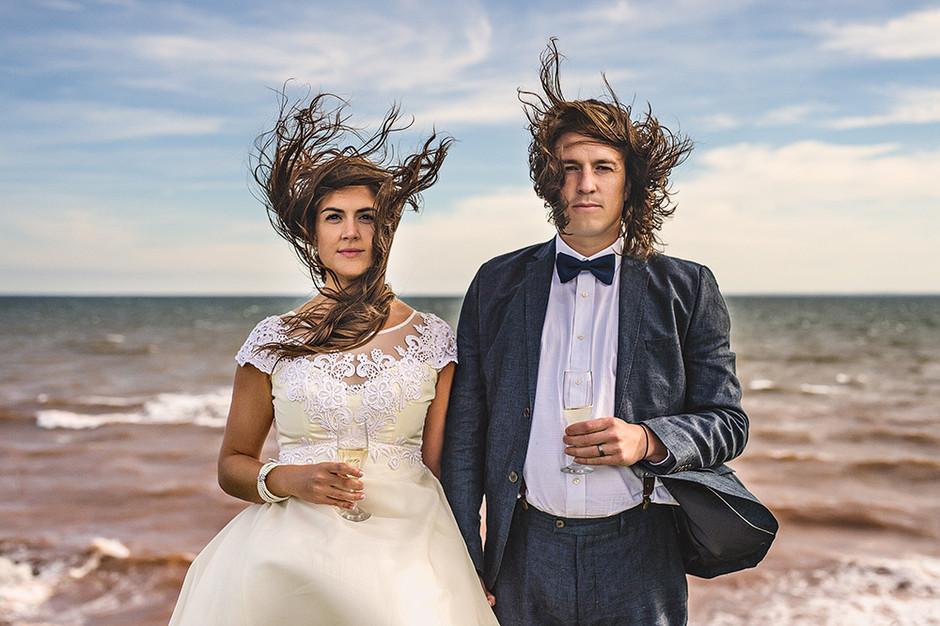 Beach and Headland weddings