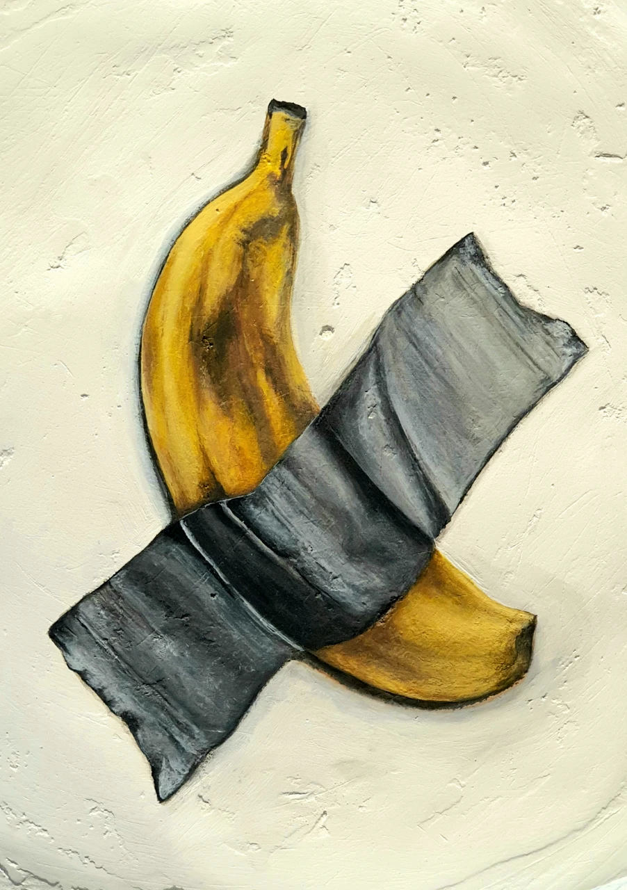 Duct Tape Banana