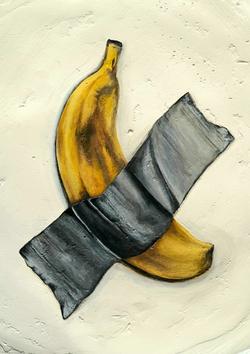 Duct Tape Banana
