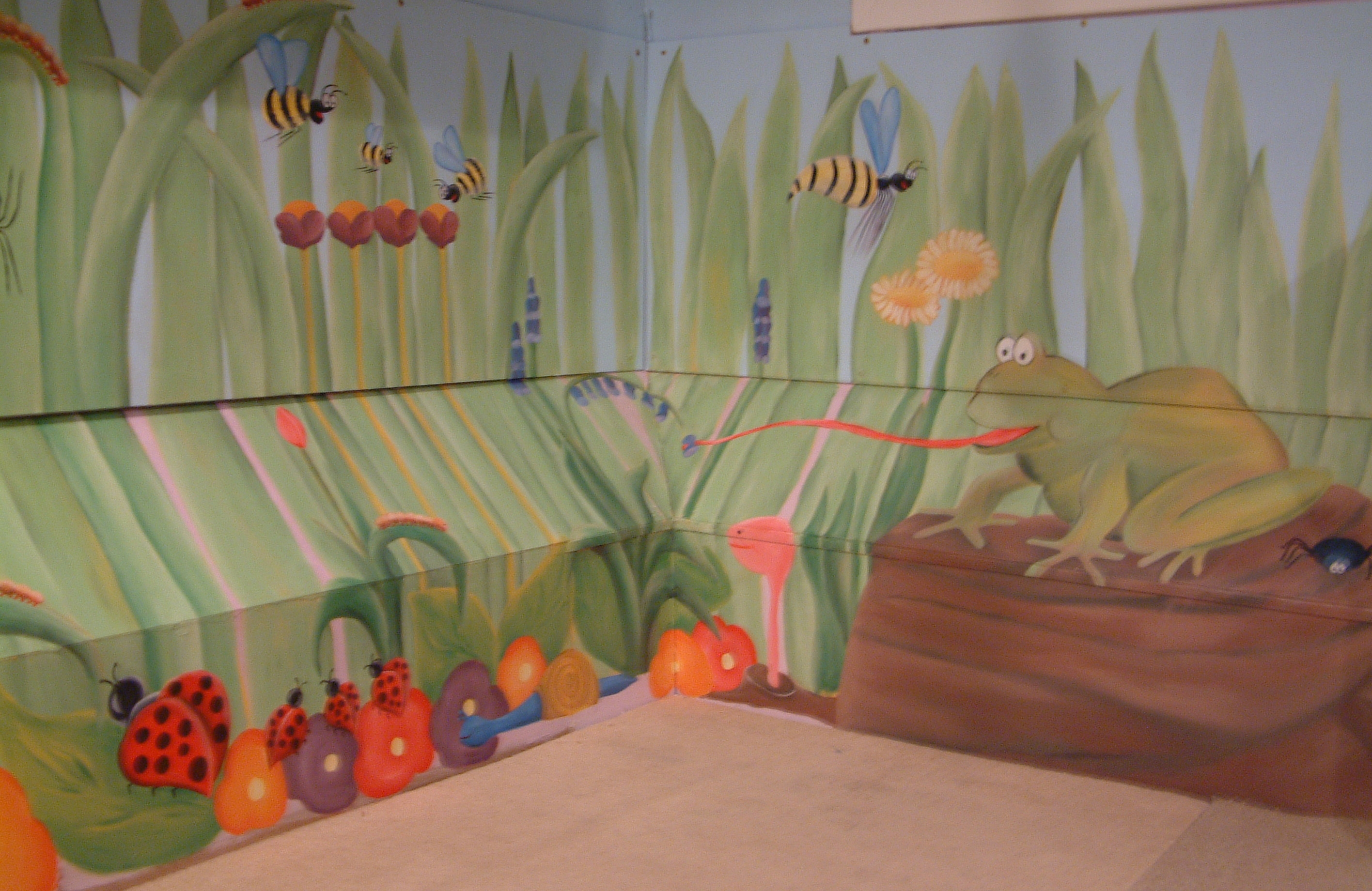 Heriot Hill Nursery corner