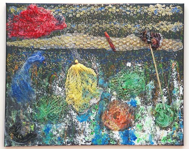 Netting A Jellyfish