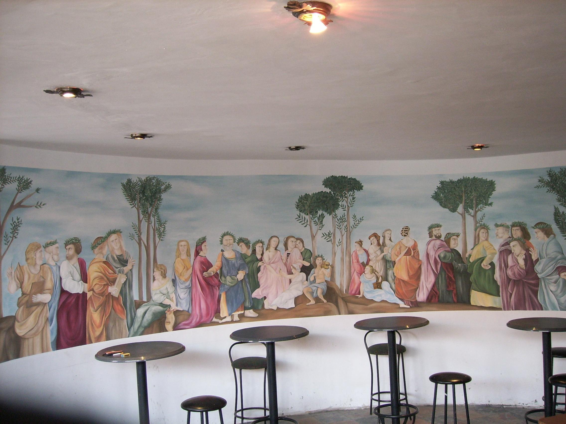 Ora Bella mural