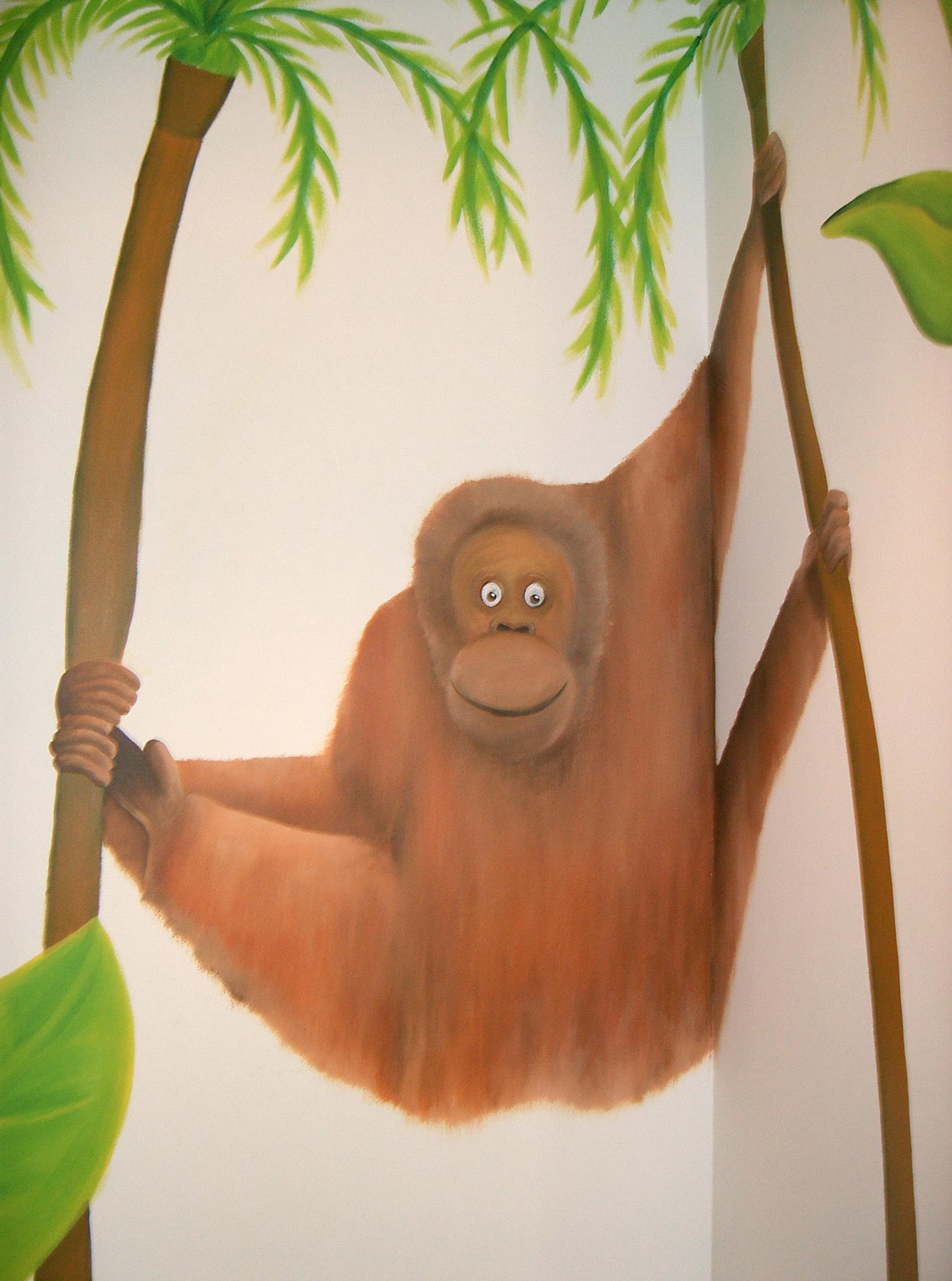 Jungle Monkey 1