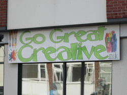 Go Great Creative Front