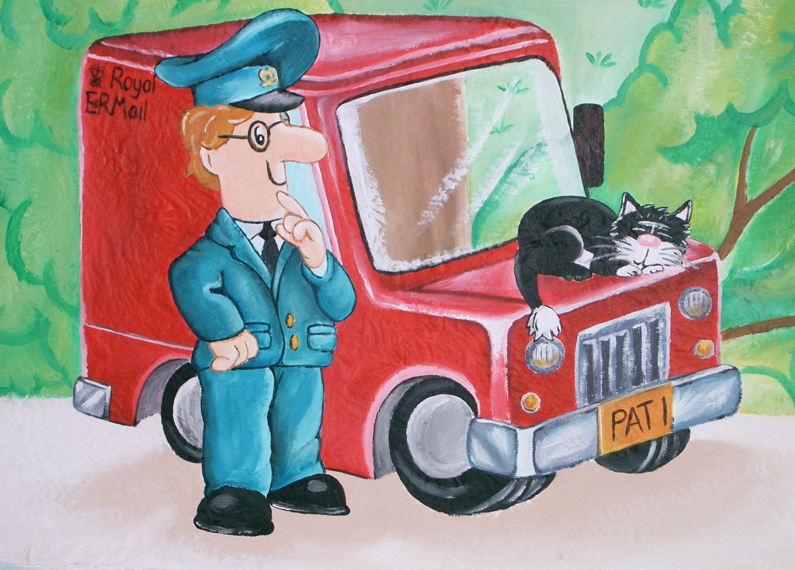 Post Man Pat