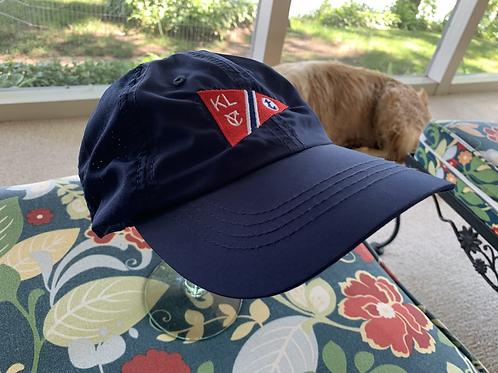 Navy Blue KLYC Baseball Cap