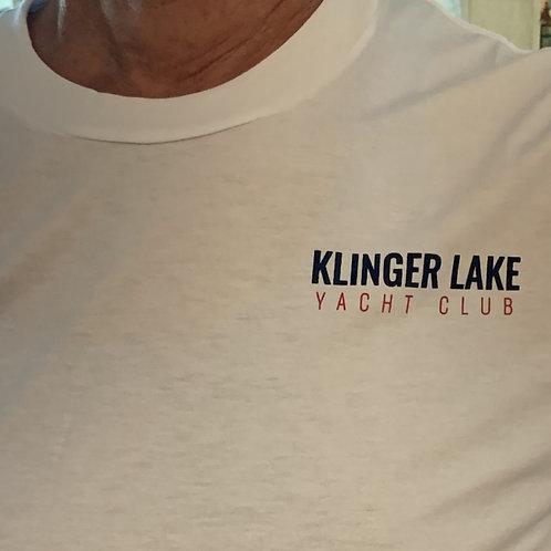 White KLYC T-shirt