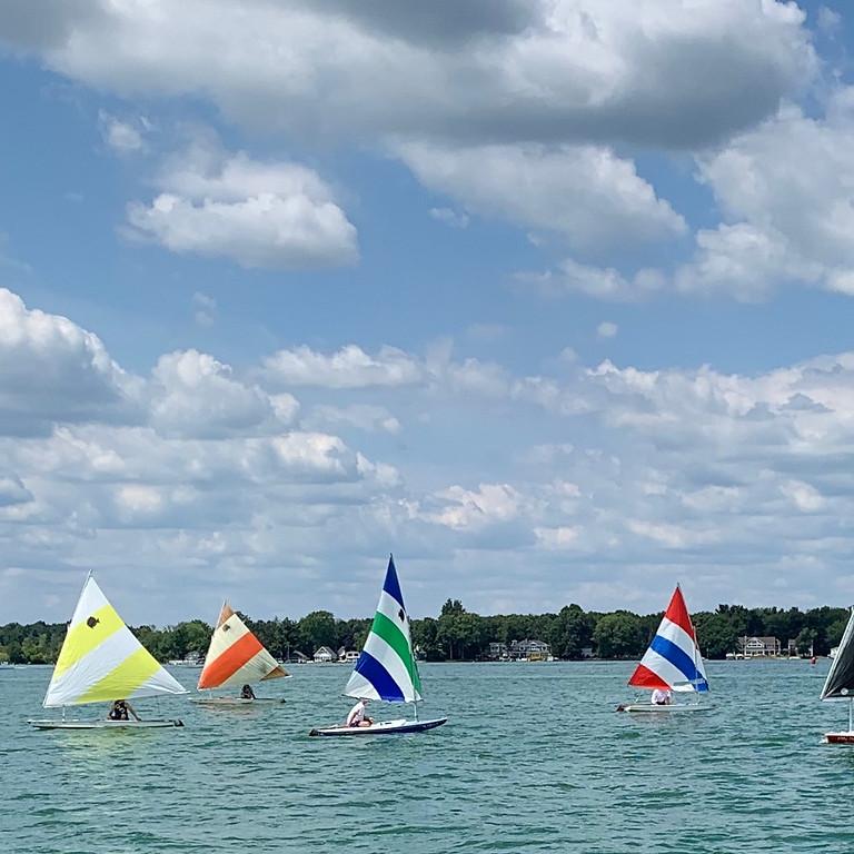 July 25 Races