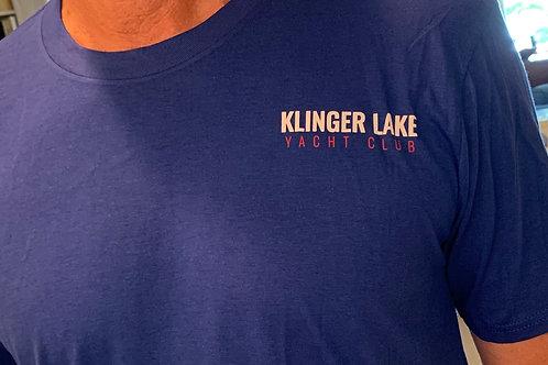 Blue KLYC T-shirt