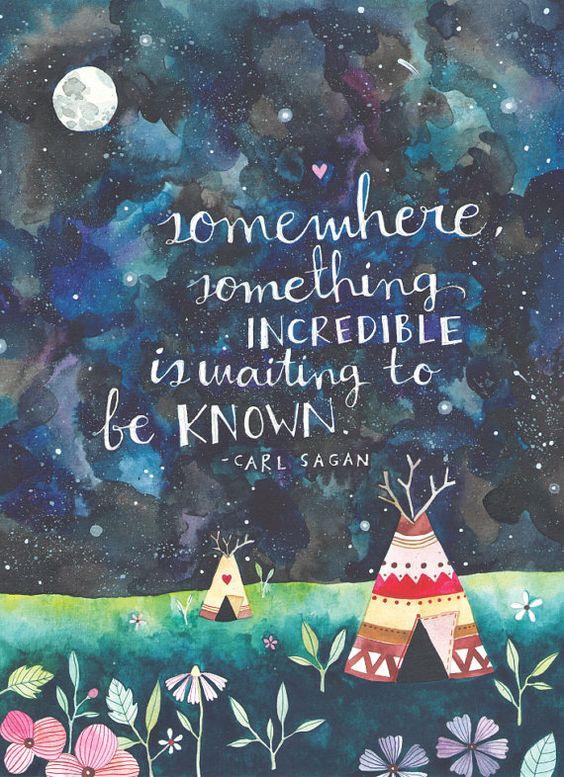 Speak to Me: Something Incredible