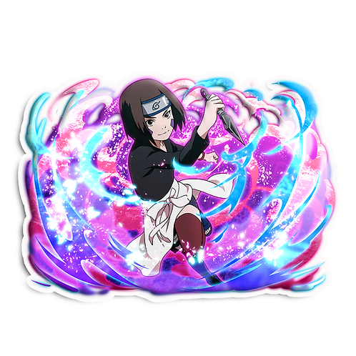 NRT320 Rin Nohara Konohagakure Naruto anime s