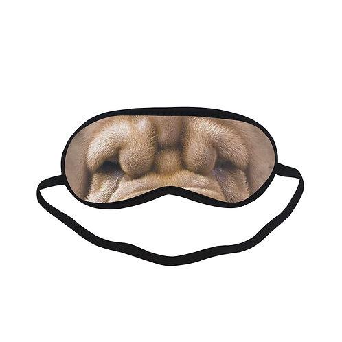 ATEM380 Shar Pei Eye Printed Sleeping Mask