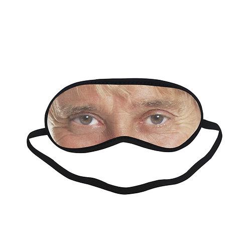 SP04 Rod Stewart Eye Printed Sleeping Mask