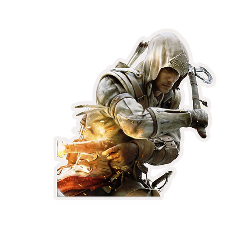 Anime Sticker Car Bumper Window Decal SACD026 Assasin's Creed