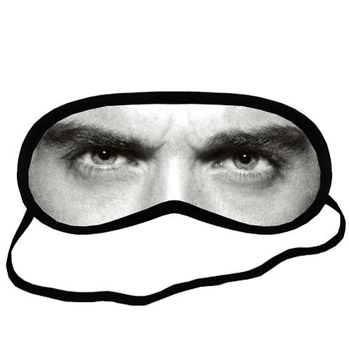 EYM485 Robbie Williams Eye Printed Sleeping Mask