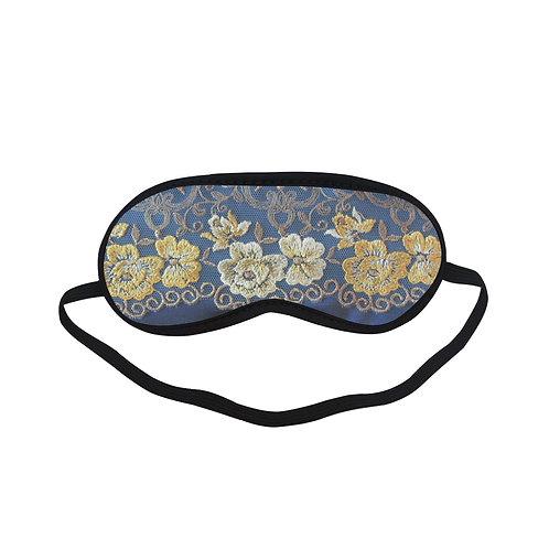 BTEM285 Flower Art Eye Printed Sleeping Mask