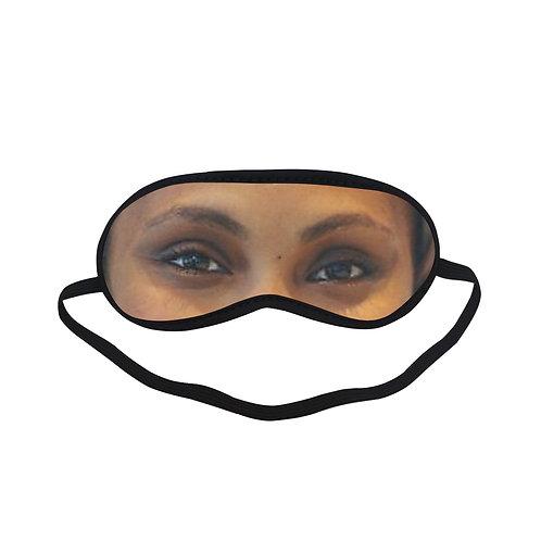 ITEM407 Imany  Eye Printed Sleeping Mask