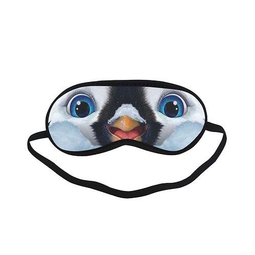 SPM411 Happy penguin Eye Printed Sleeping Mask
