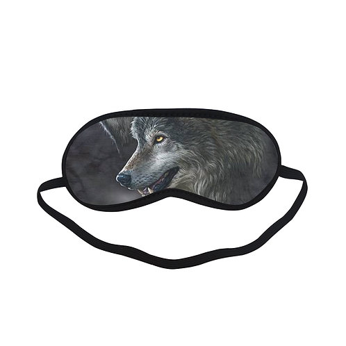 ATEM202 eclipse wolves Eye Printed Sleeping Mask