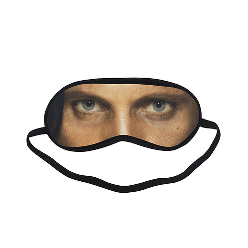JTEM489 The Lord of the Rings Eye Printed Sleeping Mask