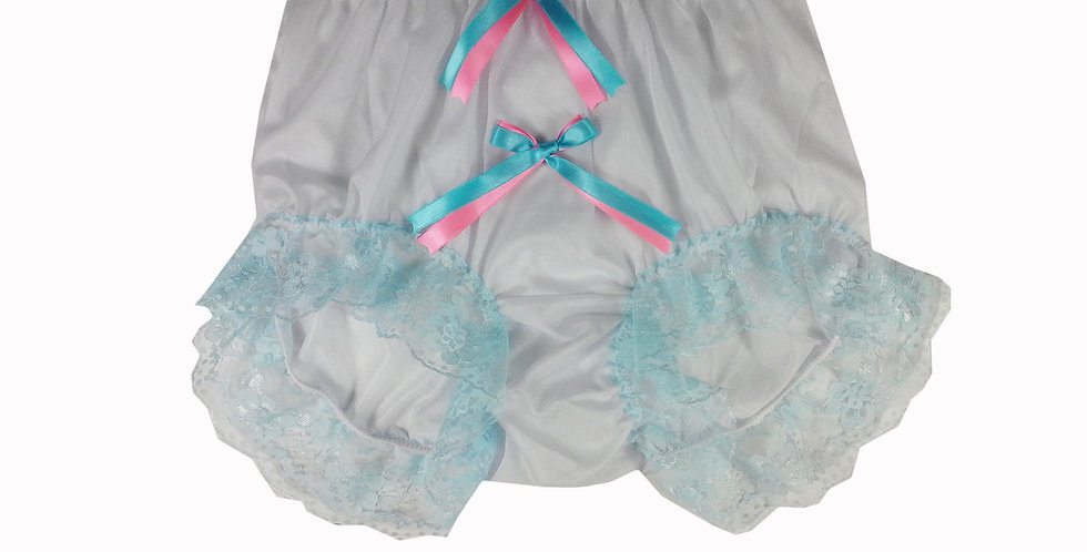 NNH10D67 Handmade Panties Lace Women Men Briefs Nylon Knickers